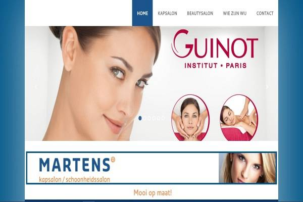 "<a href=""https://www.salon-martens.nl/"" target=""_blank"">Salon Martens</a>"
